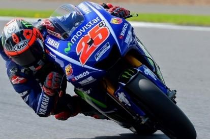 """Viñales hoopt Rossi snel terug te zien: """"Niet hetzelfde"""""""