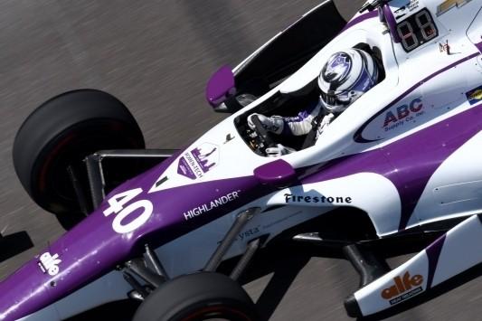 Veach naar Andretti Autosport, Pigot fulltime bij ECR