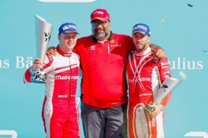 Mahindra behoudt Heidfeld en Rosenqvist voor 2017-'18