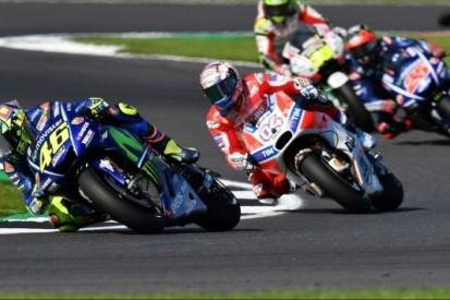 Rossi waagt gok op Aragón, Van der Mark op reservebank