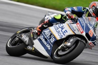 Barberá doet stapje terug en racet in 2018 in Moto2