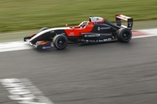 Aubry wint tweede FR2.0-race, Nederlanders buiten punten