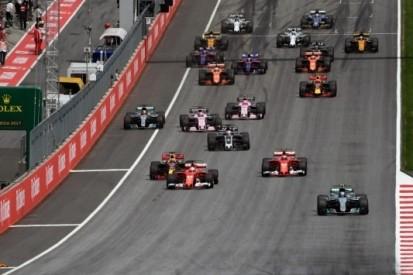 FIA scherpt regels rond valse start aan voor volgend jaar
