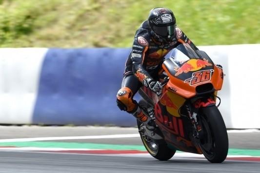 Kallio ook in Valencia actief voor KTM dankzij wildcard