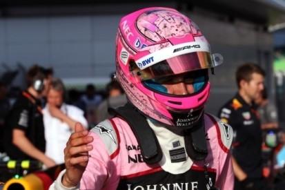 """Ocon loert op podiumplaats: """"P6 een fantastisch resultaat"""""""
