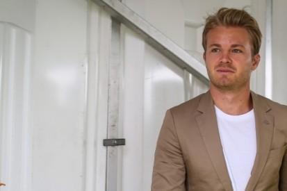 Rosberg als analist voor Sky Sports op Suzuka