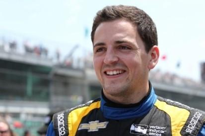 Stefan Wilson gaat alsnog Indy 500 rijden voor Andretti