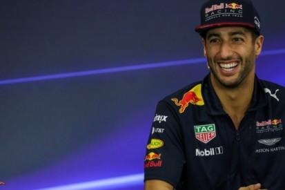"""Ricciardo: """"Beste chassis? Zitten sowieso in de buurt"""""""