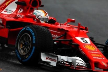 """Snelle Vettel heeft vertrouwen: """"Wagen is heel sterk"""""""
