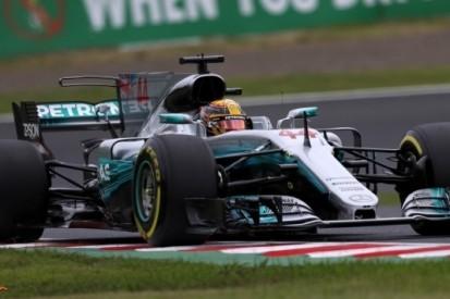 Ongenaakbare Hamilton raast in Japan naar tiende pole