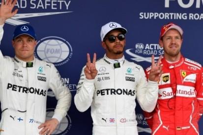 "Hamilton pakt ontbrekende pole: ""Auto was ongelooflijk"""