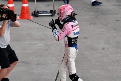 Force India scoort veertien punten dankzij teamorders