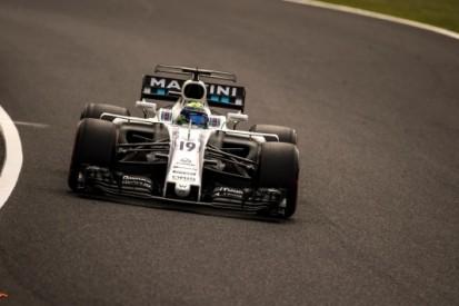 Massa en Alonso duelleren in buurt van leiders om punt