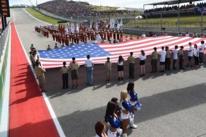 F1 wil spektakel op startgrid Austin met Bolt en Wonder