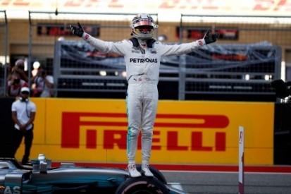 Hamilton ook in Amerikaanse kwalificatie onnavolgbaar