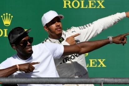 """Dominerende Hamilton op weg naar titel: """"Geweldige dag"""""""