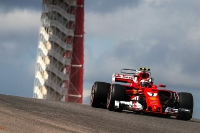 """Räikkönen: """"Ik moest ineens naar het podium"""""""