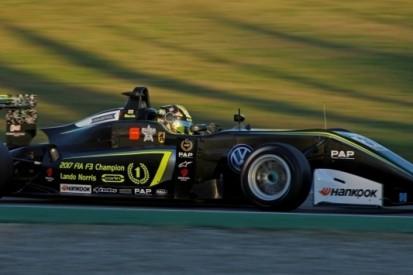 Norris voornaamste blikvanger F3 World Cup in Macau