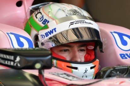 Force India laat Celis eerste training rijden in Mexico