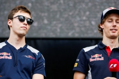 """Kvyat klaar bij Toro Rosso: """"Geloven niet meer in ommekeer"""""""