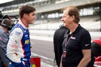 Uitblinker 'VeeKay' tevreden na geslaagde Indy Lights-test