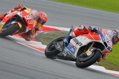 Dovizioso houdt titelstrijd levend met Ducati-feest op Sepang