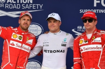 Bottas houdt Mercedes-eer hoog, Hamilton crasht in Q1