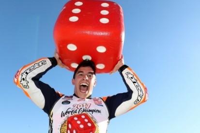 """Márquez: """"Verloor mijn concentratie voor eerste bocht"""""""