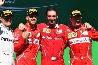 Vettel beëindigt zegeloze reeks, Hamilton vierde in Brazilië