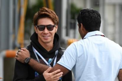 Kobayashi maakt FE-debuut in straten van Hong Kong