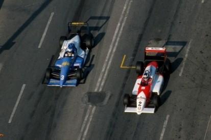 Achtergrond: Häkkinen en Schumacher in Macau