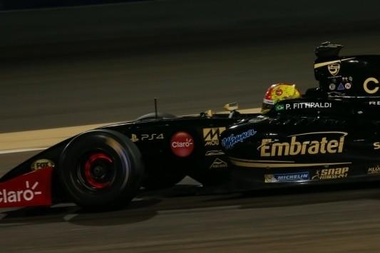 Fittipaldi weet FV8-titel in voorlaatste race te veroveren