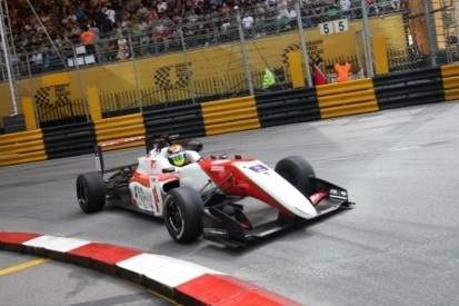 Ilott wint kwalificatierace in prestigieus Macau-weekend