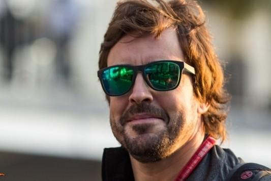 'Alonso test LMP1-Toyota tijdens WEC-weekend Bahrein'