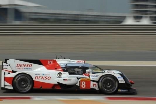 Alonso rijdt 113 ronden tijdens FIA WEC-rookietest