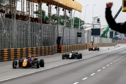 In het kort: coureurs over spectaculaire F3-race in Macau