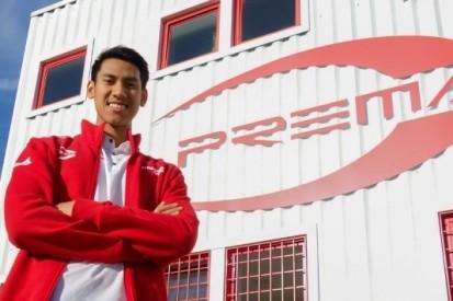 Gelael volgend seizoen met Prema in Formule 2