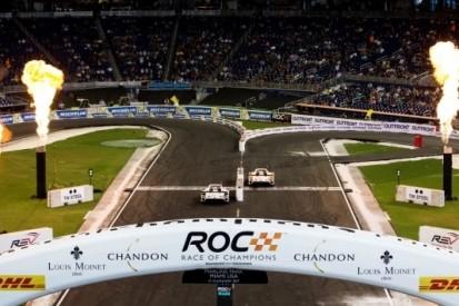 Norris en Newgarden debuteren in Race of Champions