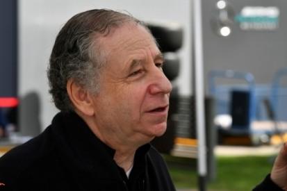 Todt enige kandidaat voor FIA-presidentsverkiezing