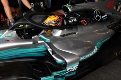 "Hamilton: ""Laatste race met mooie F1-auto's"""