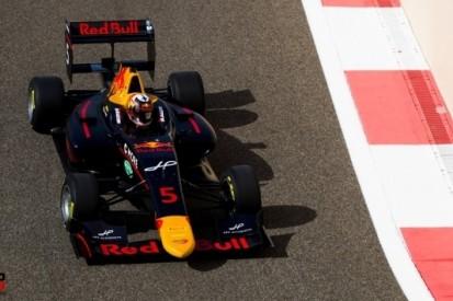 Kari pakt zijn eerste GP3-zege na tumultueuze race