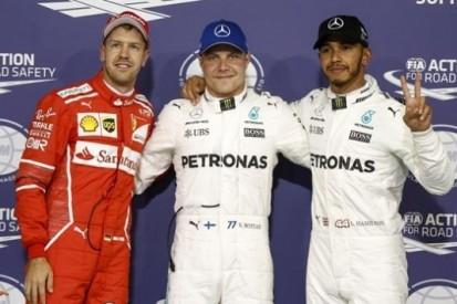 Bottas op poleposition na machtige ronde, Verstappen P6