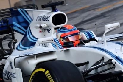 Kubica rijdt honderd ronden, Räikkönen snel in Abu Dhabi