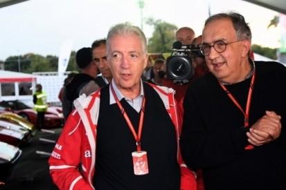 Marchionne wil gulden middenweg bij expansie Formule 1