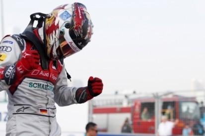 Jarige Abt wint in Hong Kong na late spin van Mortara
