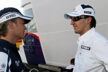 """Kubica: """"Rosberg krachtige toevoeging aan management"""""""