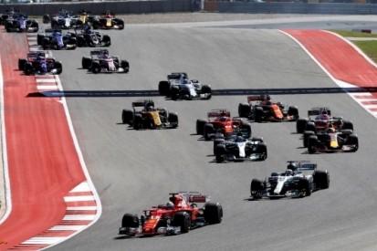 Inschrijfkosten: Mercedes en Red Bull dalen, stijging Ferrari