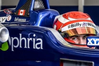 DeFrancesco volgend jaar fulltime met Carlin in F3