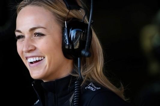 Carmen Jorda krijgt rol binnen FIA, Pippa Mann witheet