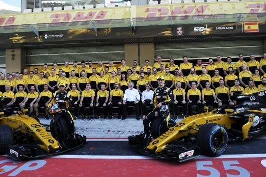 De teams van 2017: buffelend Renault zet eerste stap